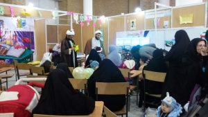 انجمن در نمایشگاه کتاب استانی (2)
