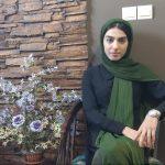 مصاحبه با خانم احمدی (تصویرگر )