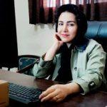 مصاحبه با خانم زاهدی (تصویرگر)